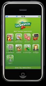 LeShop Dashboard